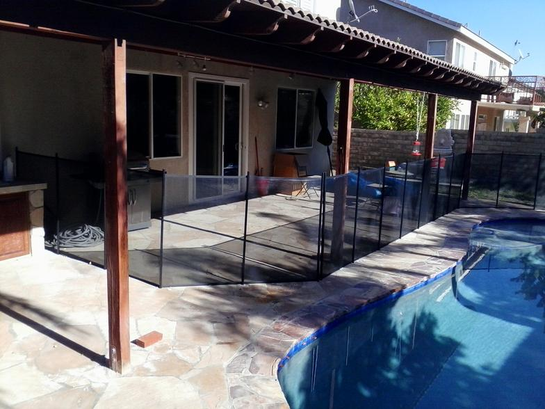 King's Pool Fencing - Life Saver Pool Fence Los Angeles County