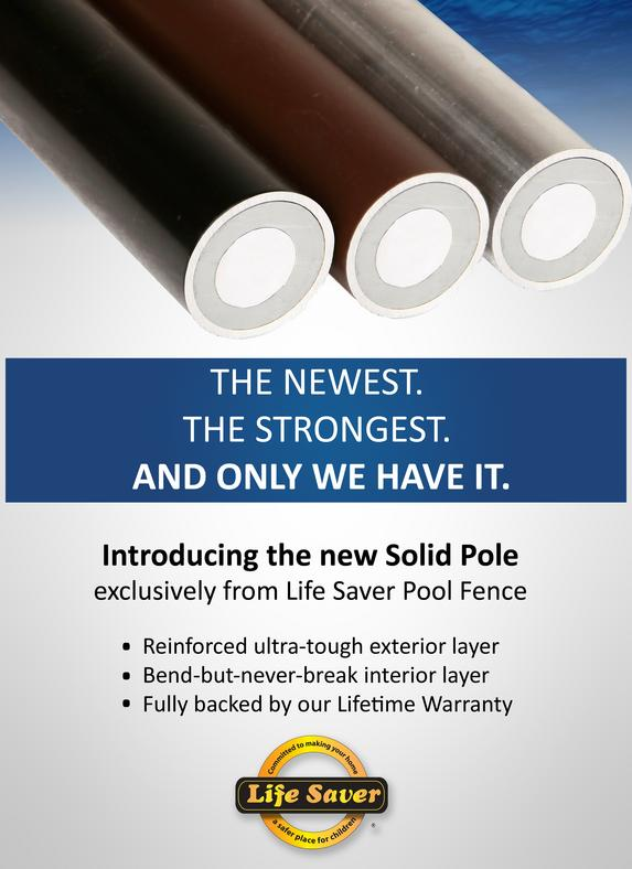 King's Pool Fencing - Life Saver Pool Fence La Palma